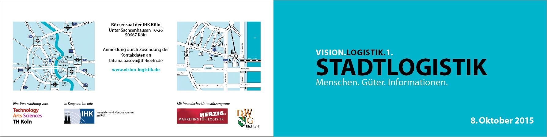 Vision Logistik Networking Vorträge Zukunft Der Logistik